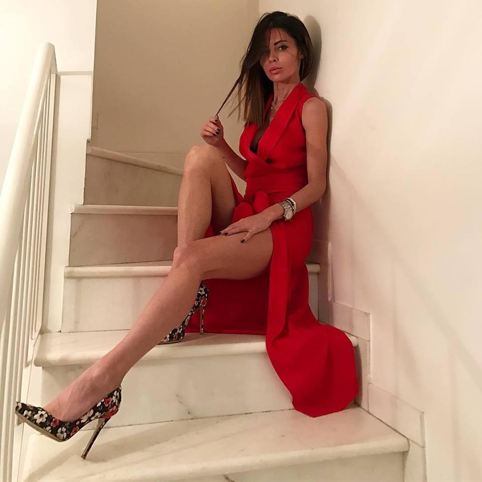 Hanny Deep moda donna