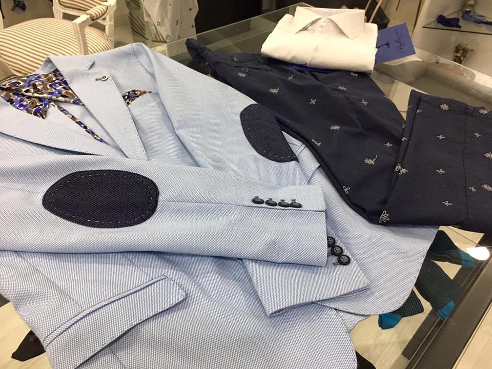 giacca uomo estiva p boutique frattamaggiore